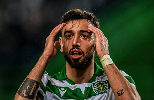 Sporting manager hints at new delay for Manchester United in Bruno Fernandes transfer