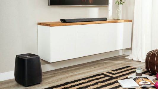 This soundbar by Polk Audio comes with 3D sound - but not Dolby Atmos