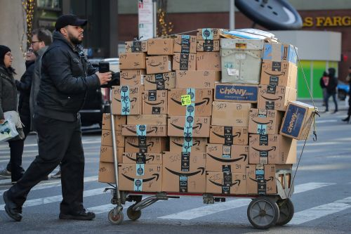 'Amazon Rooms' designed to store and decontaminate packages are the new amenity reportedly being requested by the wealthy in Hollywood