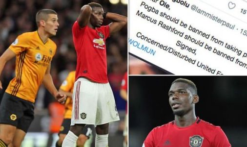 Man Utd fans all blame the same person after frustrating Wolves draw
