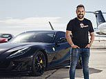 Iranian immigrant went from a broke university student to millionaire