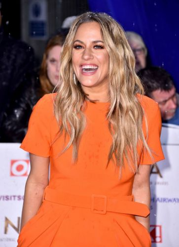 Caroline Flack's family release unseen Instagram post in which she insists: 'I'm not a domestic abuser'