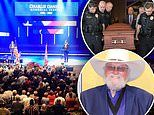 Country star Charlie Daniels gets memorial 'fit for a legend'