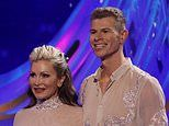 Dancing On Ice: Caprice Bourret 'parts ways' with her professional partner Hamish Gaman
