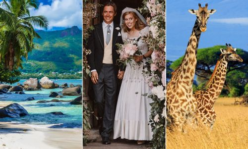 Royal honeymoon destinations! Where newlyweds Princess Beatrice and Edoardo Mapelli Mozzi could holiday