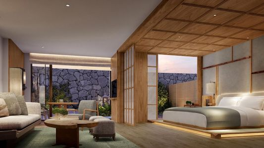 Hotel The Mitsui Kyoto to open in November this year