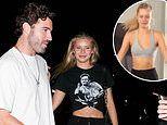 Brody Jenner, 36, takes his young girlfriend Josie Canseco, 22, partying