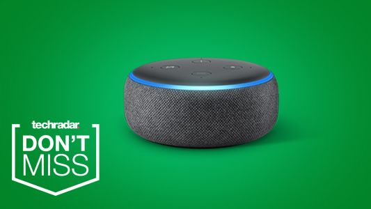 This Echo Dot deal is back at Amazon for just $0.99