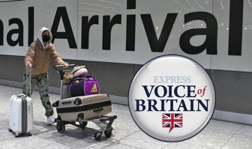 UK arrivals SHOULD be forced to quarantine in hotels - 'Borders should be shut!'