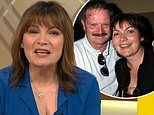 Lorraine Kelly reveals her joy at learning her father got the call for the coronavirus vaccine