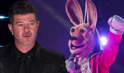 The Masked Singer on FOX: Kangaroo unveiled as Fresh Prince of Bel-Air star?