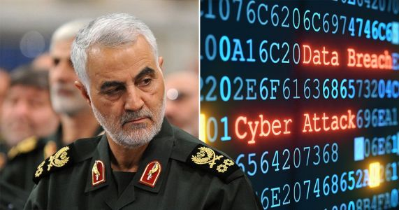Iran's revenge for death of Qassam Soleimani is set to include large-scale cyber attacks