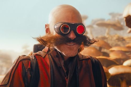 """Jim Carrey says first trailer backlash was """"a good thing"""" for Sonic the Hedgehog movie"""