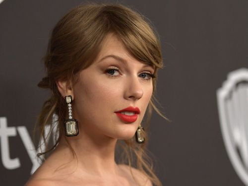 Taylor Swift says she used to worry about what would happen to her career if she was ever happy and couldn't depend on breakup songs anymore