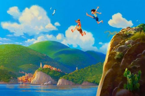 Pixar announces new Italy-set coming-of-age movie Luca