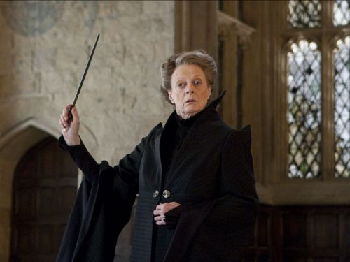 Professor McGonagall actress Maggie Smith said working on 'Harry Potter' 'didn't feel like acting' and 'wasn't satisfying'