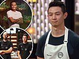 MasterChef's gay cast members appear to show support for Reynold Poernomo