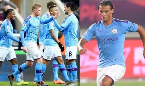Leroy Sane sends Man City team-mates message ahead of Manchester derby vs Man Utd