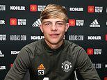 Brandon Williams signs new Manchester United contract until 2024
