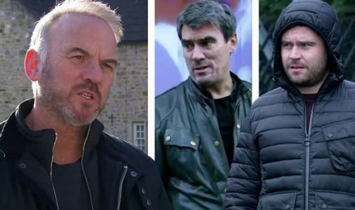 Emmerdale spoilers: Cain Dingle to use Aaron Dingle in DI Malone revenge twist