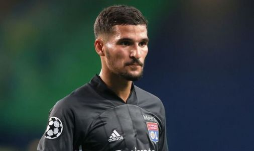 Lyon chief Jean-Michel Aulas responds to claim Houssem Aouar has agreed to join Arsenal