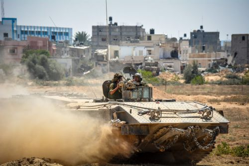 Of Course Israel Exports Arms and Policing Practices - It Has Spent Decades 'Battle-Testing' Them on Palestinians