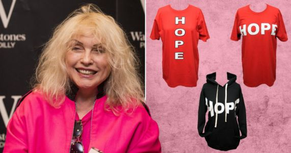 Debbie Harry launches eco fashion line with sustainable designers Vin and Omi