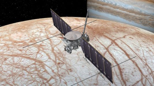 NASA's Europa Clipper approved for development