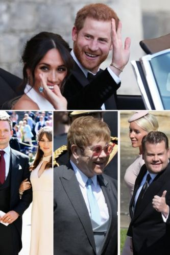 Royal Wedding reception: What really happened at Prince Harry and Meghan Markle's evening party as celebrities and royals party the night away