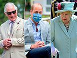 Prince Charles and Prince William carried out the MOST royal engagements since start of lockdown