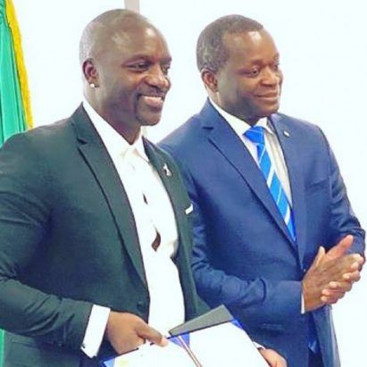 Akon finalises deal to create his own cryptocurrency city in Senegal