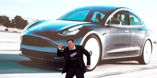 Tesla just became the most-shorted stock in the US, again