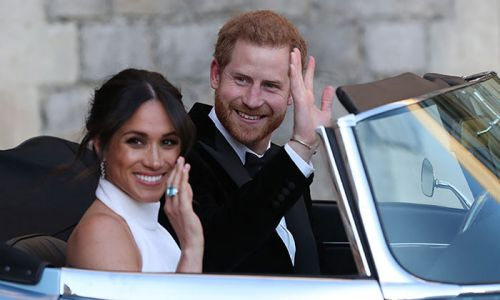 Princess Diana's astrologer predicts the future of Prince Harry and Meghan's marriage