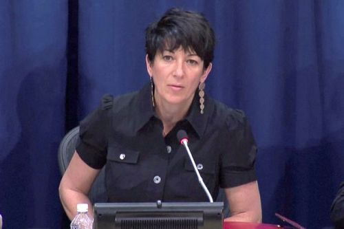 Jeffrey Epstein's ex Ghislaine Maxwell forced to wear paper clothes in jail