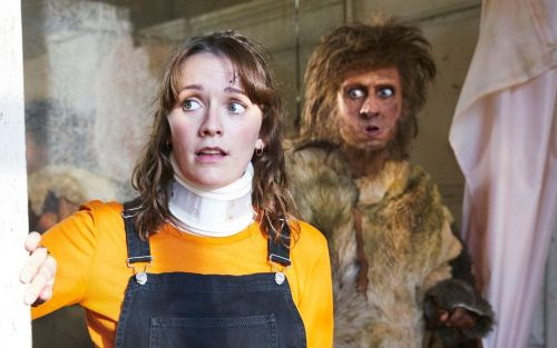 Ghosts, episode 2, review: comedy with a silly ray of springtime sunshine and witty horror movie tropes