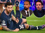 'That's not what Leo Messi does': Rio Ferdinand shocked as PSG star lies down behind the wall
