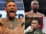 Sportsmail looks at who Conor McGregor could fight in a sensational return to the boxing ring