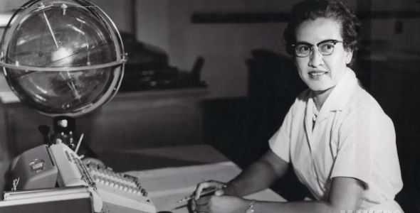 Katherine Johnson, the NASA mathematician who helped put a man on the moon, died at 101. Here's a look back at the hidden figure's remarkable life