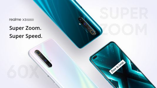 Camera-centric Realme X3 SuperZoom flagship unveiled