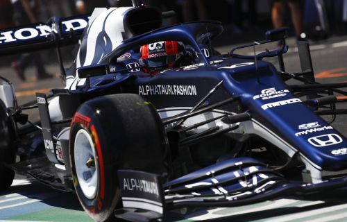 Red Bull demotion 'could have destroyed' a driver