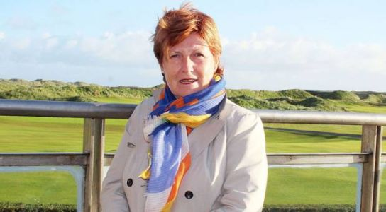 New Year Honours: Portrush's Open champion Wilma Erskine heads Northern Ireland sports list
