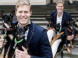 Dr Chris Brown launches a campaign for pet owners