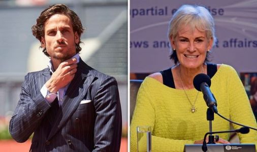 Who is Feliciano Lopez? Tennis star dubbed 'Deliciano' by Andy Murray's mum