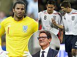 Fabio Capello opens up on England's 2010 World Cup, from slating David James to Lampard's ghost goal