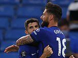 Cole heaps praise on Chelsea striker Giroud after his winner against Norwich