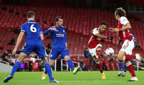 Arsenal player ratings vs Leicester: Partey impresses but Aubameyang scores low
