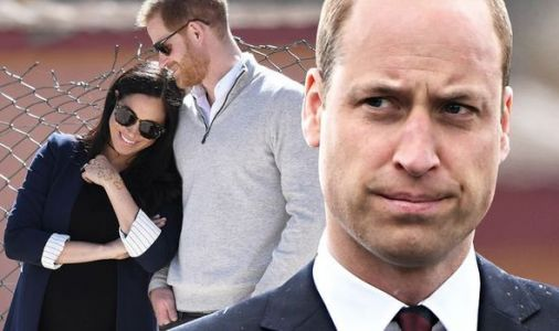 Prince William 'furious' at Harry and Meghan as Royal Family under pressure to do more