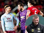 Ole Gunnar Solskjaer tells his players to beware Jack Grealish threat