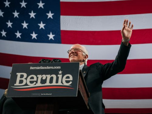 Bernie Sanders vows to stay on upcoming ballots and continue to gather delegates so he can 'exert significant influence over the party platform'