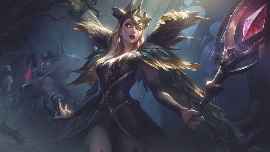 League of Legends patch 10.8 notes - Coven skins and Jungle item changes